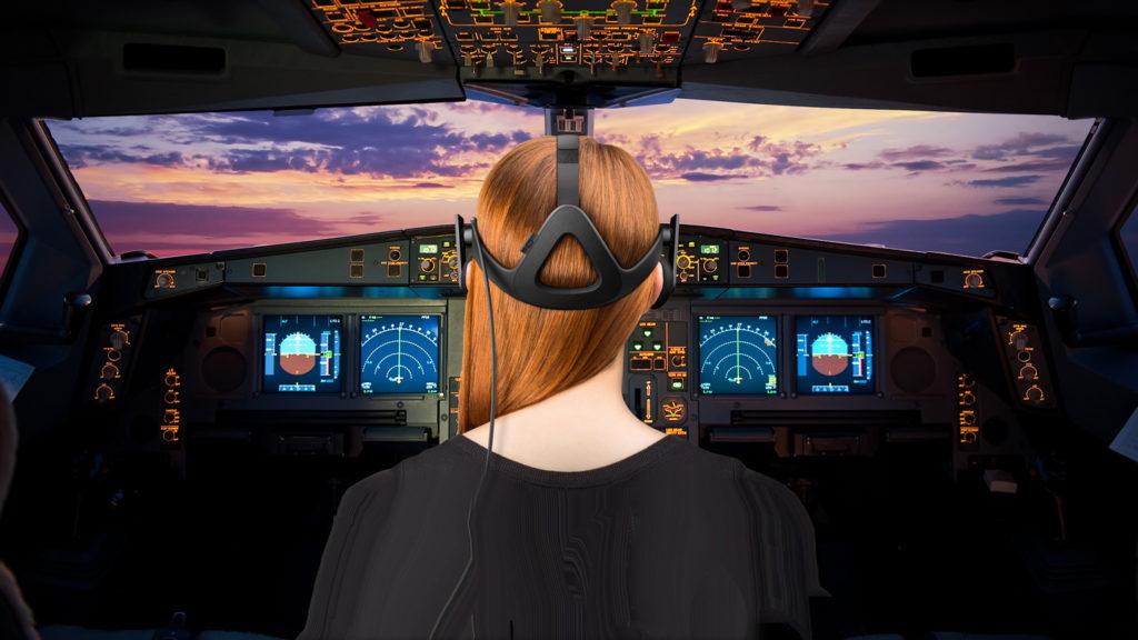 réalité virtuelle production industrielle 4.0