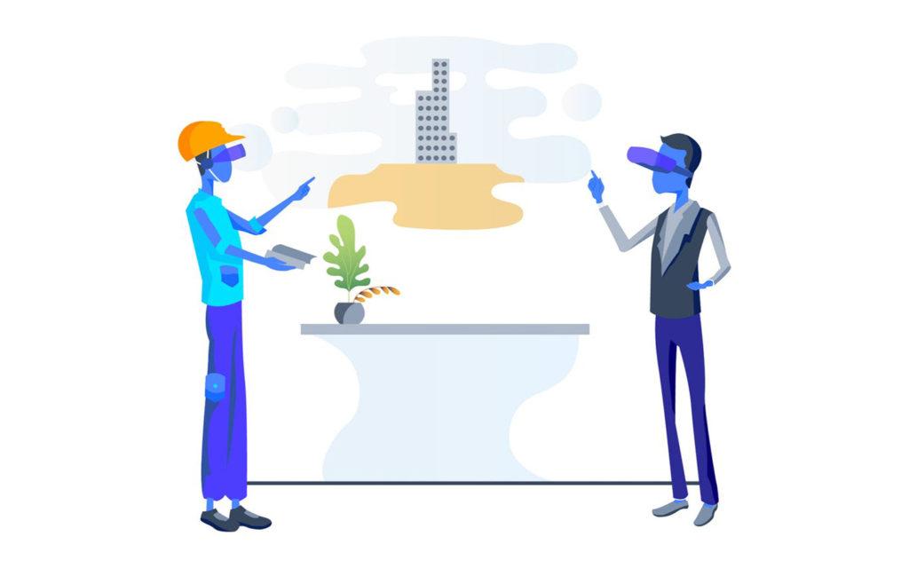 comment fonctionne la réalité virtuelle ou augmentée agence VR 4D crea