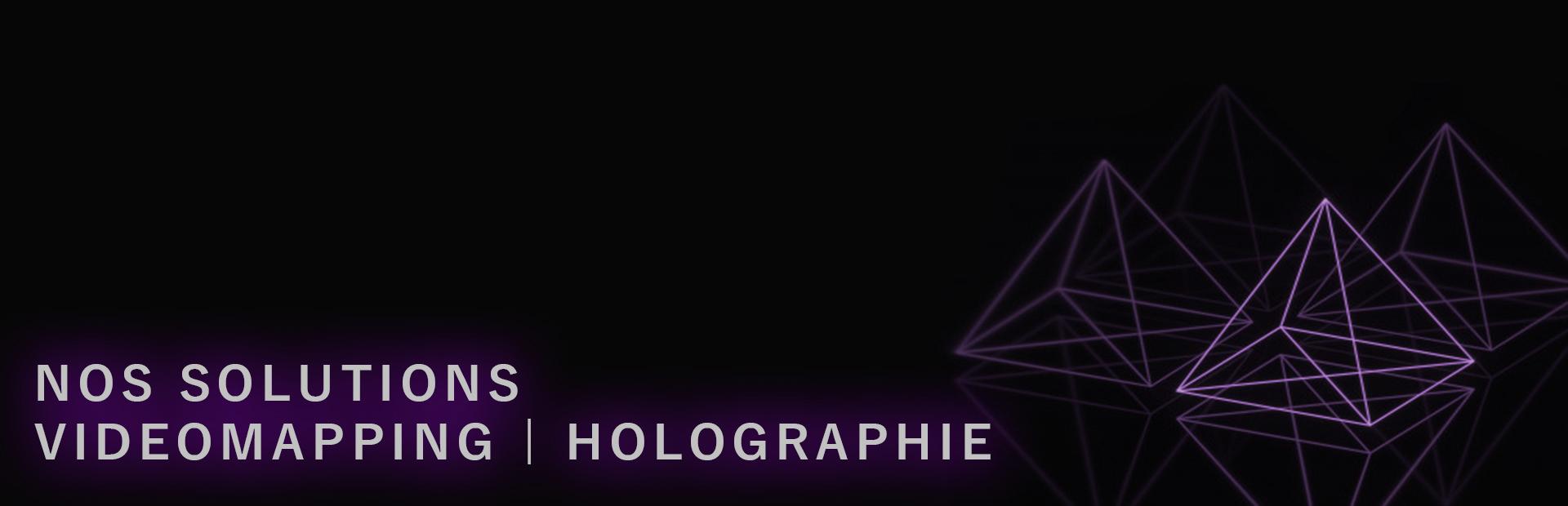 studio réalité virtuelle holographie videmapping