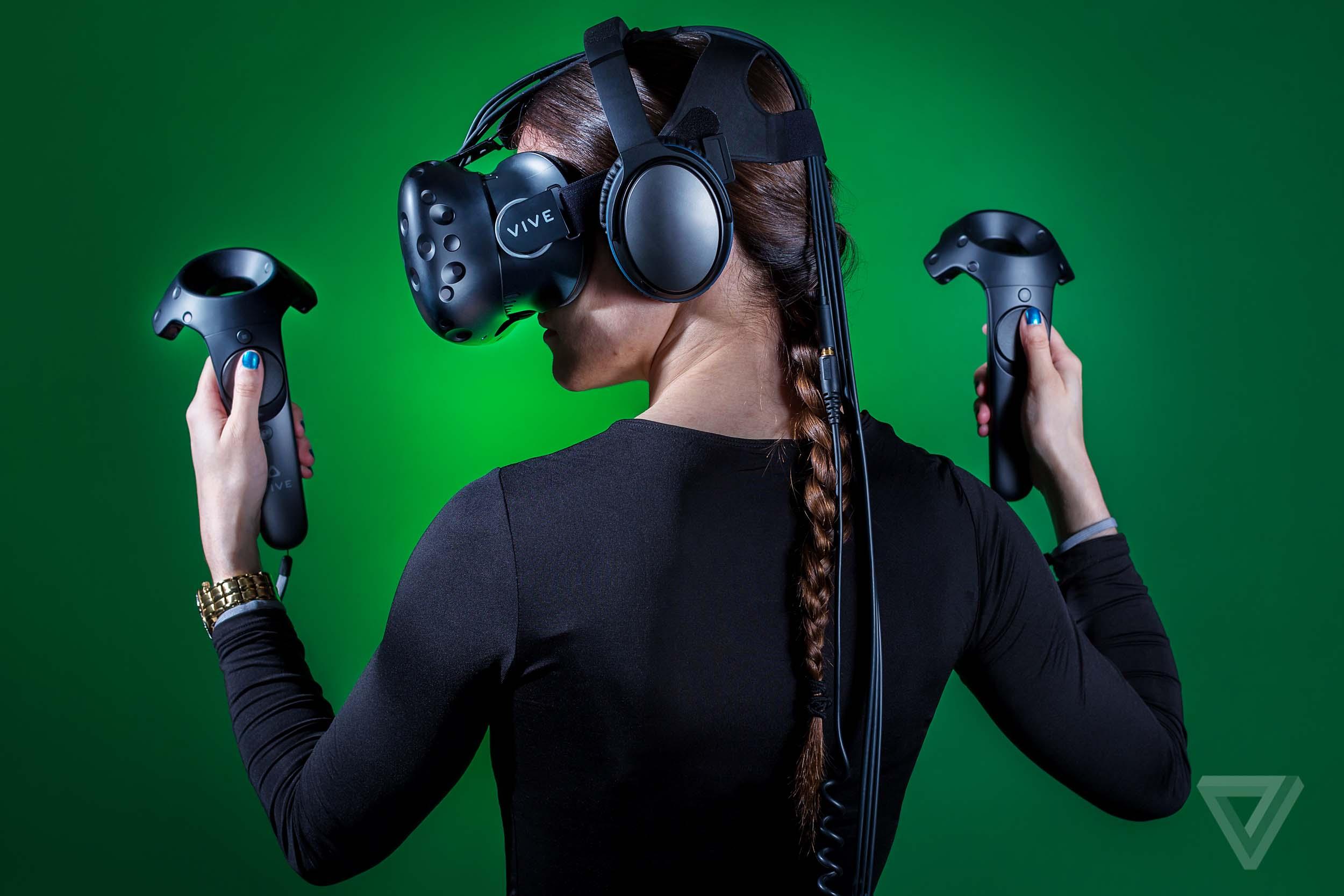 htc vive premier modele casque realite virtuelle