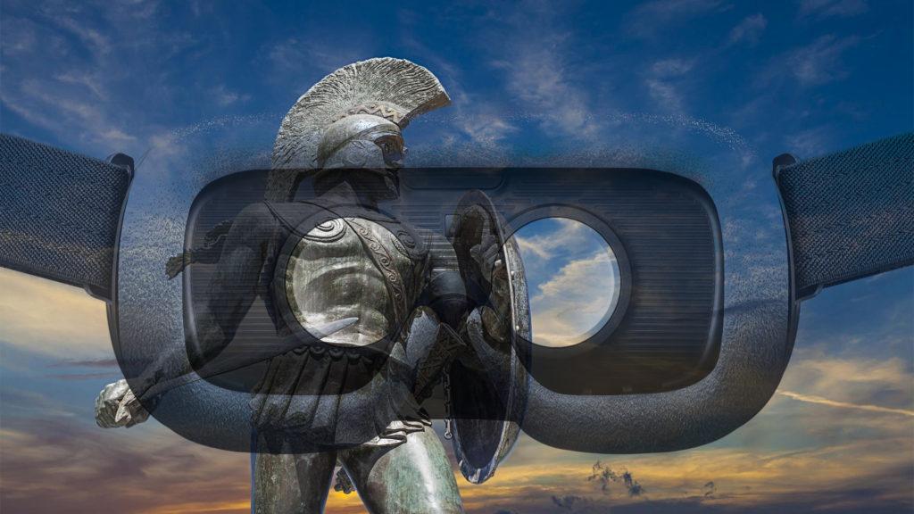 qu'est-ce que la réalité virtuelle Paris