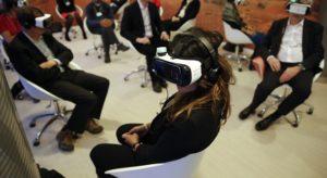 Communication marque employeur VR réalité virtuele