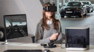 communication VR showrooms réalité virtuelle