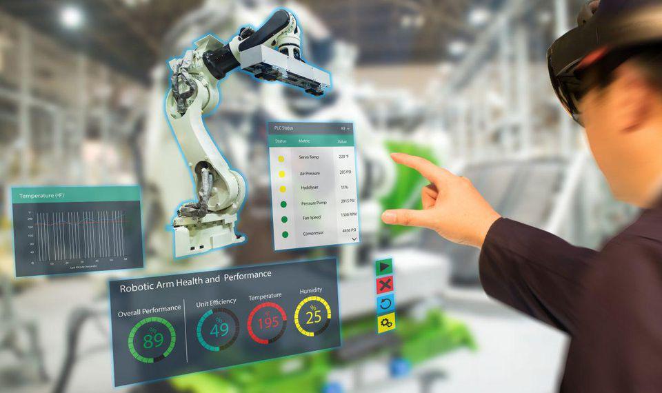 réalité augmentée production industrie 4.0