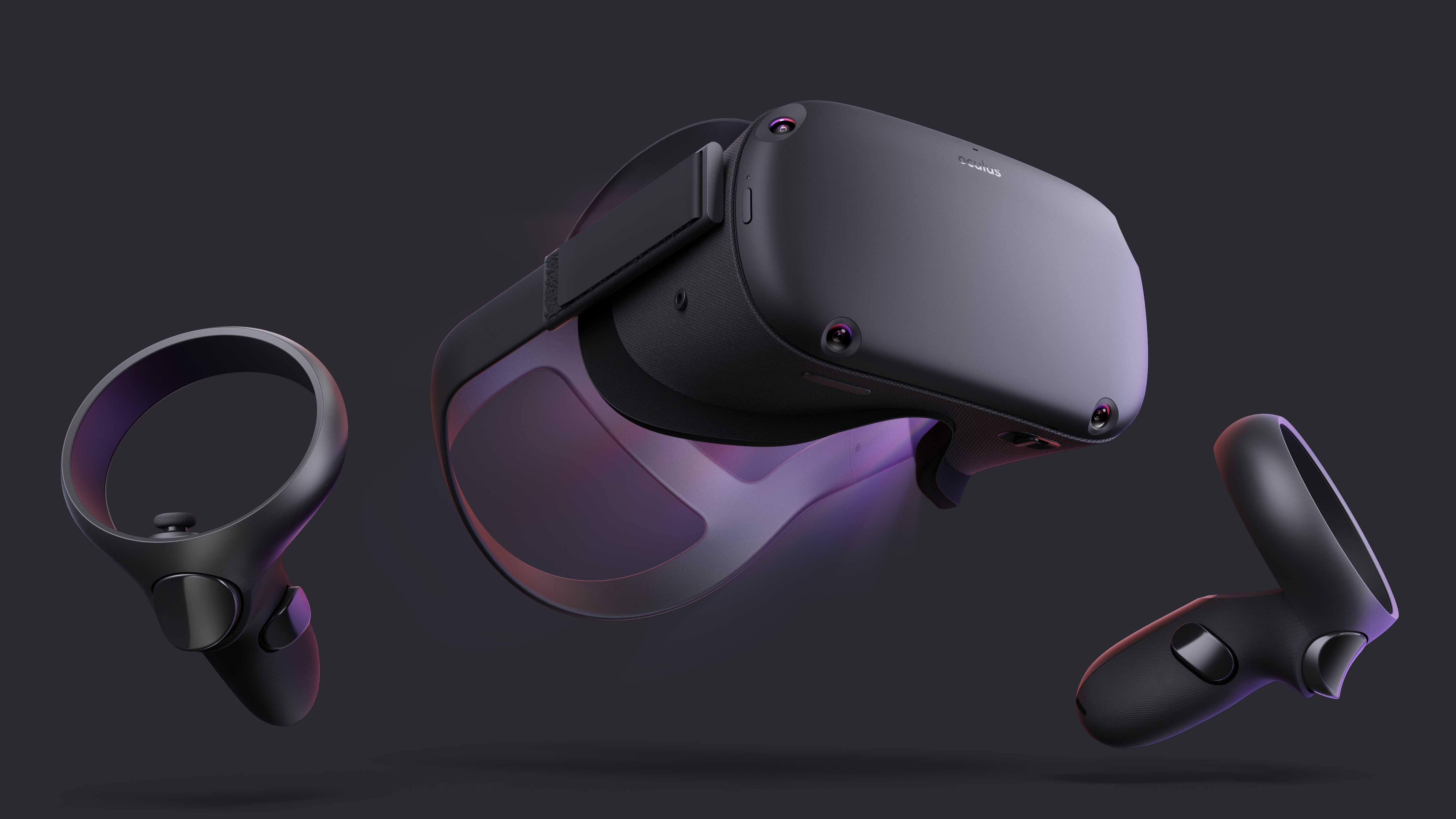 Oculus quest casque vr autonome pour entreprises