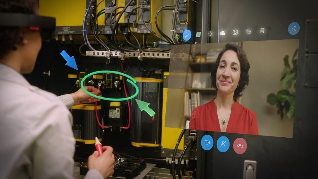 réalité augmentée industrie 4.0 usages agence VR Paris