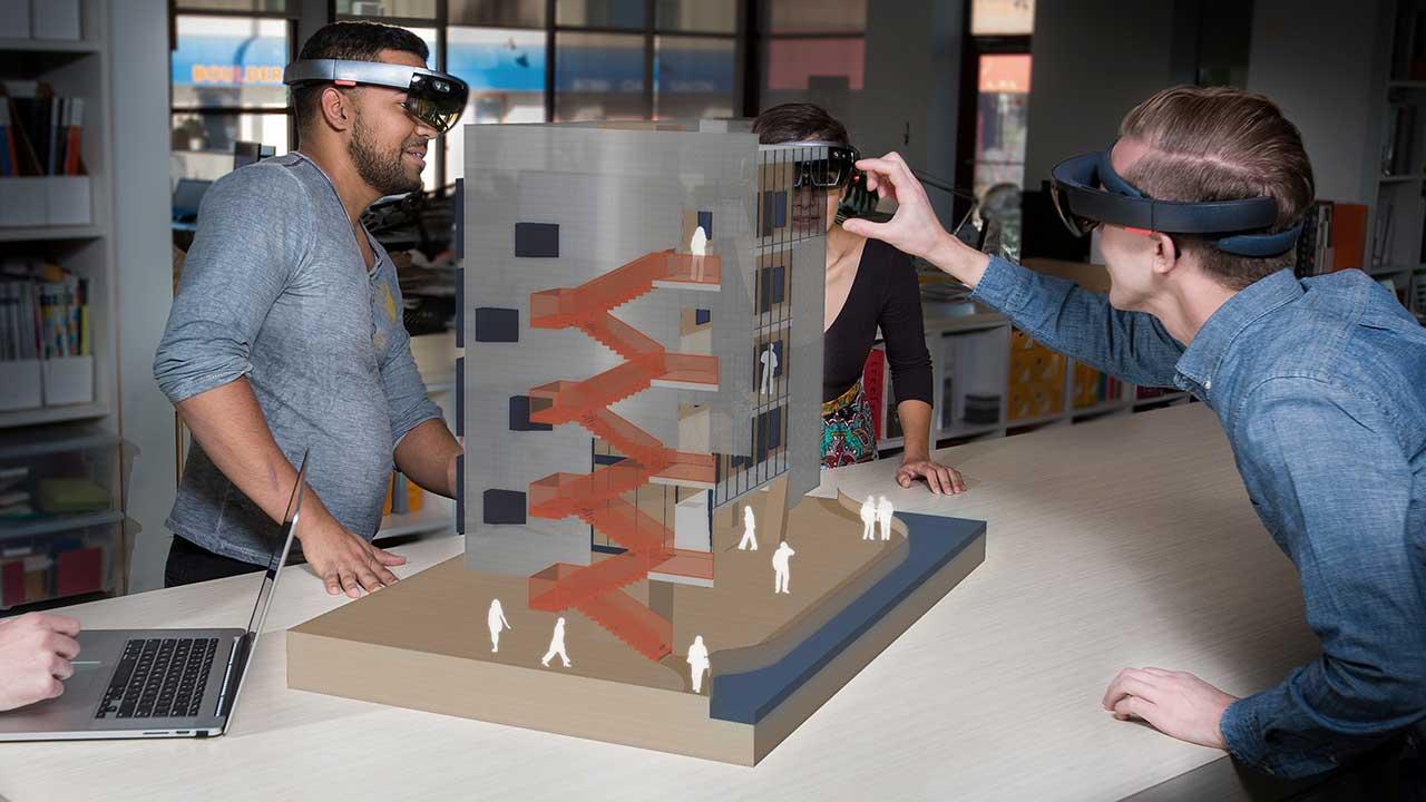 réalité virtuelle ou augmentée ou mixte pour entreprise