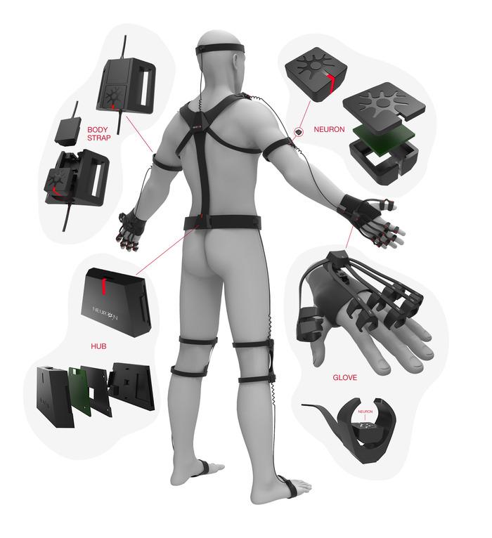 accessoires réalité virtuelle 4D