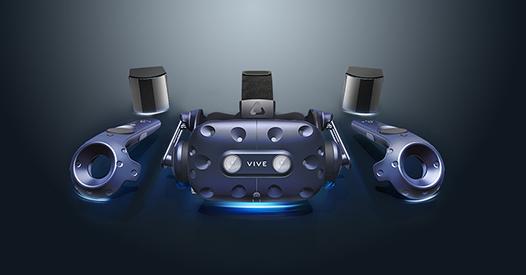 casque de réalité virtuelle PC HTC Vive Pro