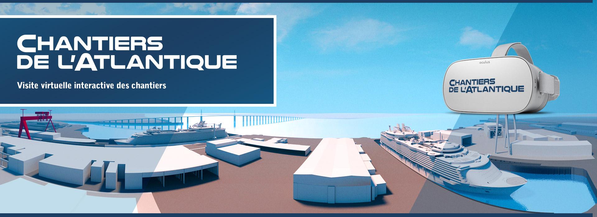 visite virtuelle vidéo 360 chantiers atlantique agence vr paris