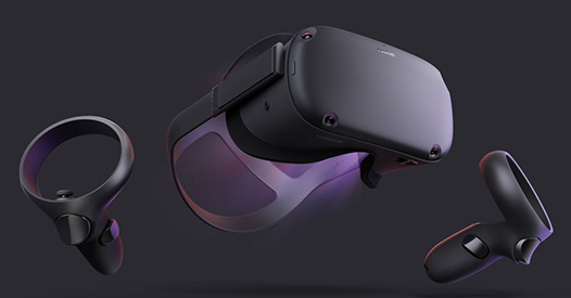 casque de réalité virtuelle autonome Oculus Quest