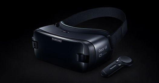 casque de réalité virtuelle mobile samsung gear vr