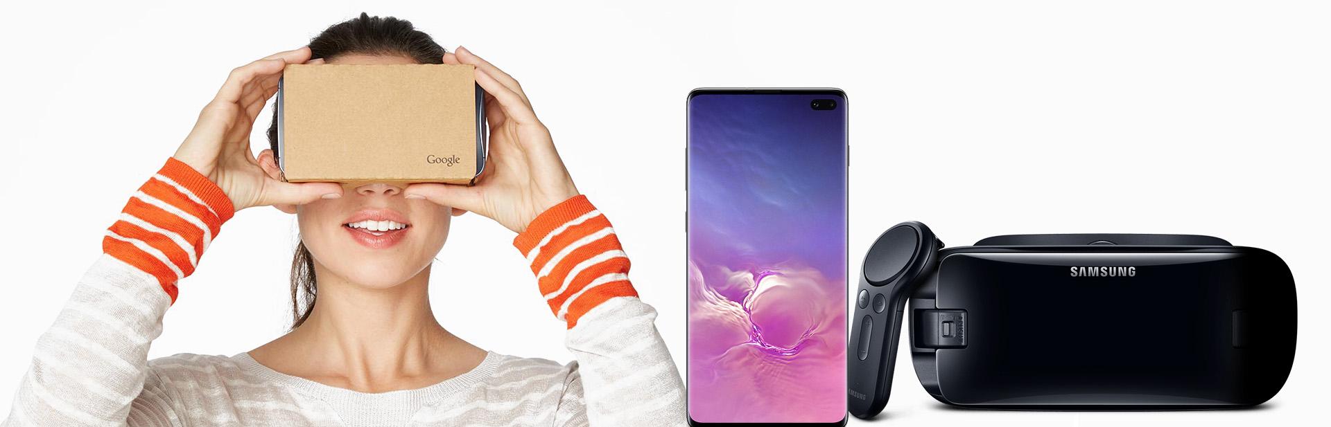 Comparatif des casques vr mobiles professionnels