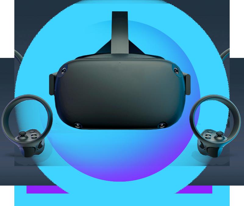 oculus quest, irwino, formation professionnelle en réalité virtuelle