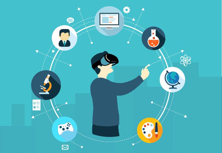 formation vr, immersive learning, apprendre en réalité virtuelle