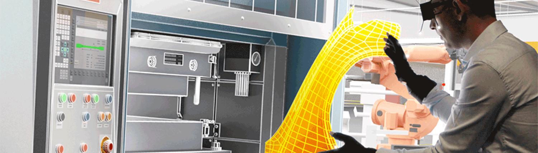 réalite virtuelle industrie 4.0 entreprise ingenieurs