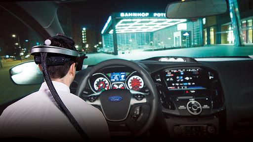 realite virtuelle industrie prototypage