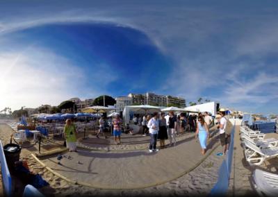 CANNES – Vidéo 360