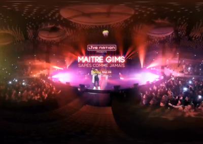 MAITRE GIMS – Vidéo 360