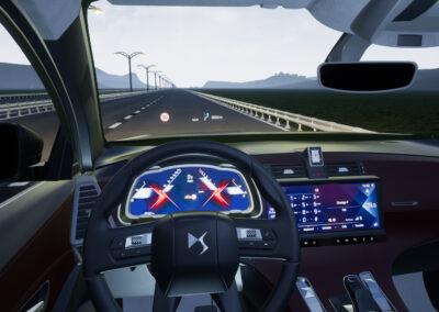 PSA – Configurateur automobile en réalité virtuelle