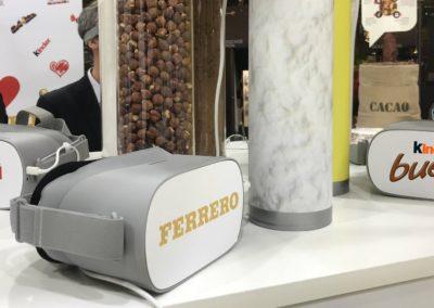FERRERO – Visite virtuelle