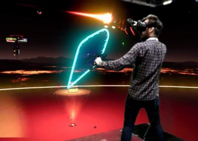 HP – Paris Games Week – Réalité virtuelle et augmentée